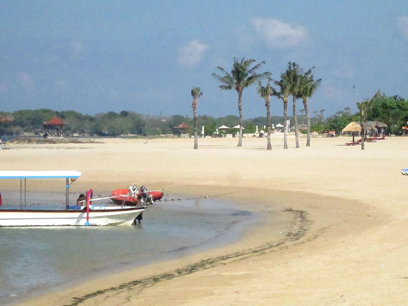 Nikmati Indah Bali melalui Underwater Cultural Park di Pantai Samuh