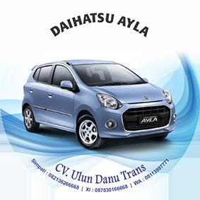 sewa mobil ayla di Bali